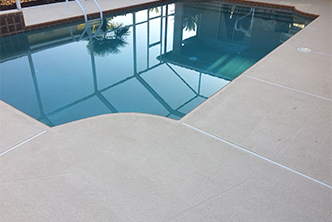 Decorative Pool Deck Coating Tampa