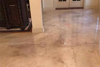 Epoxy Flooring Residential