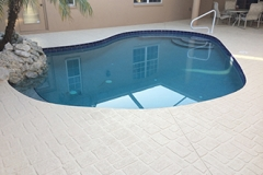 Pool Deck Coating Tampa