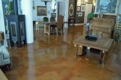 Residential Epoxy Flooring Tampa Image