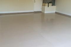 Standard Residential Epoxy Flooring Tampa