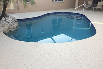 Tampa Pool Deck Coating Picture